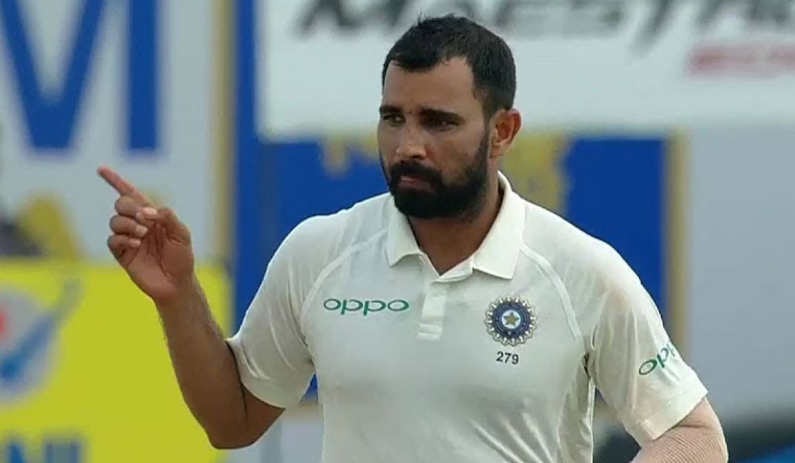 Domestic violence case: Court issues arrest warrant against cricketer Mohammed Shami