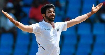 Jasprit Bumrah stormed to No.3 in ICC Test rankings