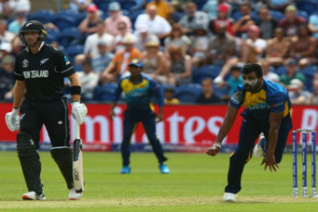 Malinga's Hat-trick Against New Zealand Sees Him Rise in T20 Rankings