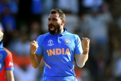 This institution demanded action Against Mohammed Shami from BCCI