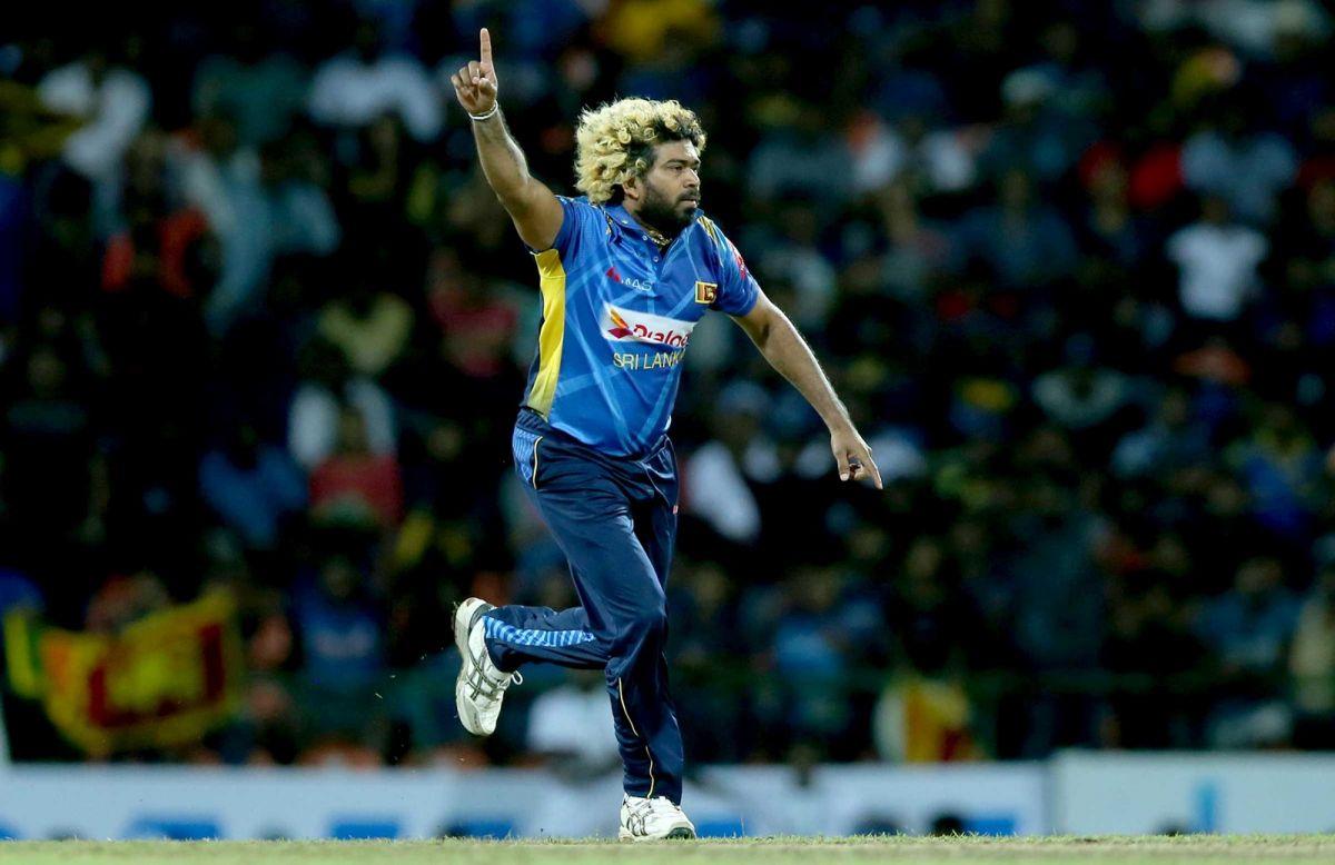 Sri Lanka's Malinga takes four wickets in four balls