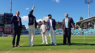 india vs england : पांचवे टेस्ट में इंग्लैंड ने टॉस जीतकर बल्लेबाज़ी चुनी