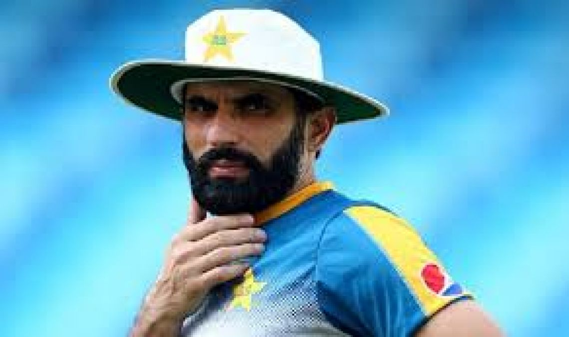 Pakistan's newly appointed coach Misbah will get this much money every year