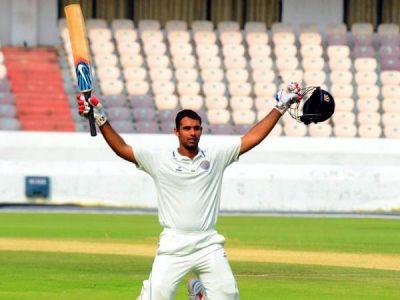 भारत बनाम इंग्लैंड:  शुरुआती झटकों के बाद डेब्यू खिलाड़ी बिहारी के अर्धशतक से सम्भला भारत
