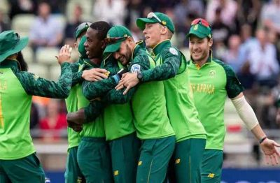 Ind vs SA: South African team reaches India for T20 series
