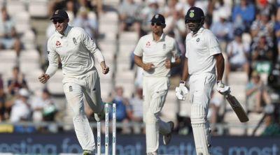 भारत बनाम इंग्लैंड: भारतीय पारी 292 पर सिमटी, इंग्लैंड को 40 रन की बढ़त
