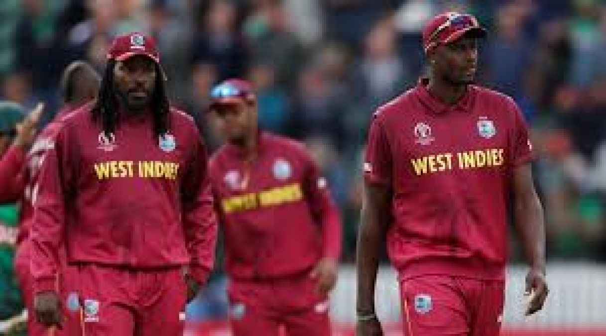 West Indies team to visit India, will lock horns with this team