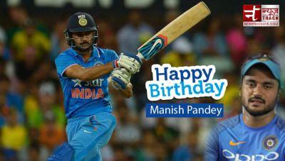 जन्मदिन विशेष: विराट-रोहित ने नहीं मनीष ने लगाया था IPL का पहला शतक
