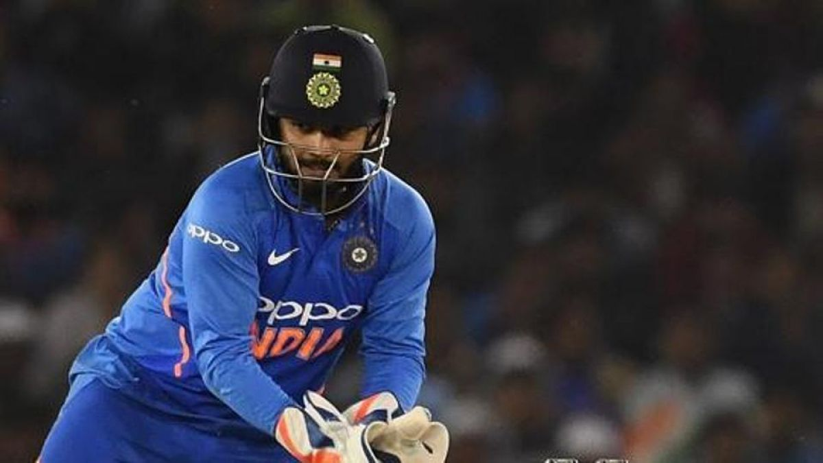 Team India can take someone else in place of Rishabh Pant, this is the reason