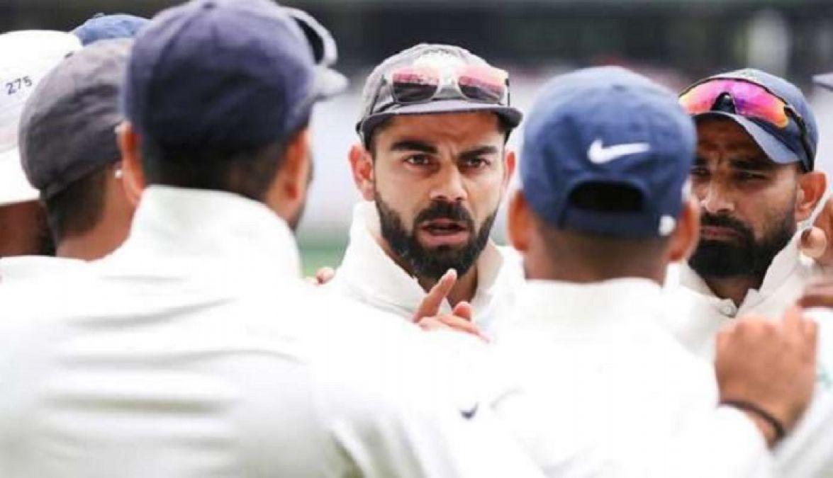 दक्षिण अफ्रीका के खिलाफ टेस्ट सीरीज के लिए हुआ टीम इंडिया का ऐलान, राहुल को नहीं मिली जगह