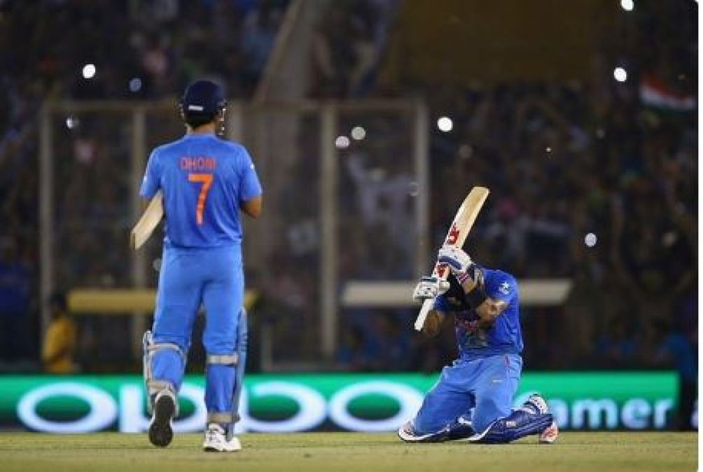 Country waiting for 7 o'clock, MS Dhoni can say goodbye to cricket world