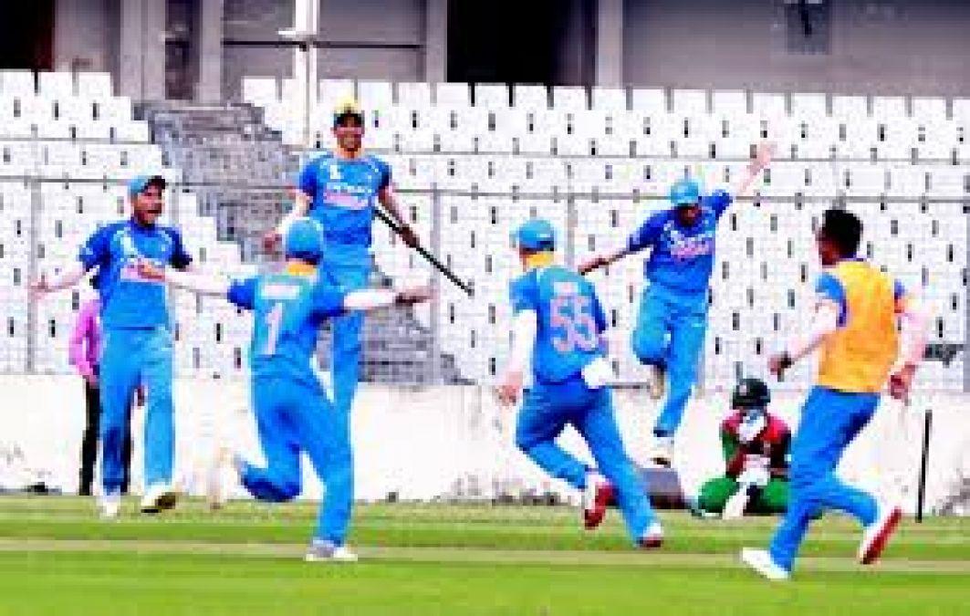 U 19 ASIA CUP : भारत ने बनाई सेमीफाइनल में जगह, पाकिस्तान हुआ बाहर