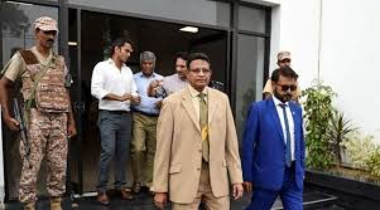 Sri Lanka's Pak tour in danger, team received a threat of terrorist attack