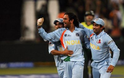 This player took command of the Indian team as a captain on this same day in 2007
