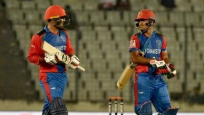 7 sixes in 7 consecutive balls in an international T20 match