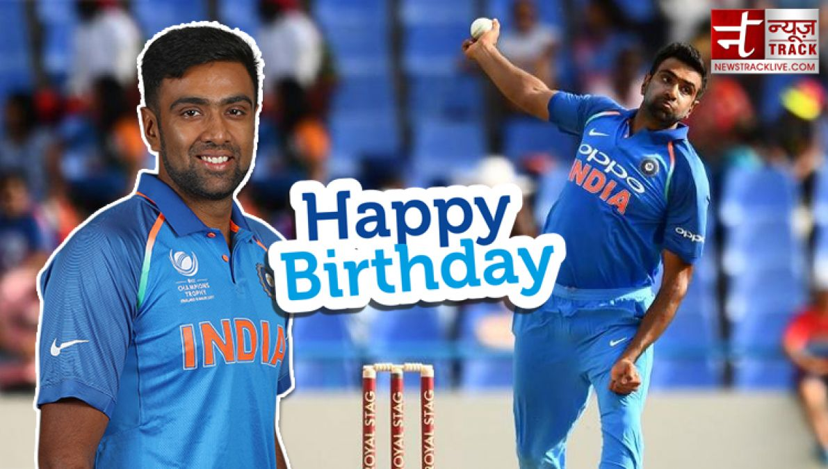 Birthday Special: Ashwin created history In the Debut, these 5 records makes him special
