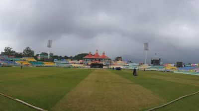 Ind vs SA: First T20 match abandoned due to rain inDharamsala