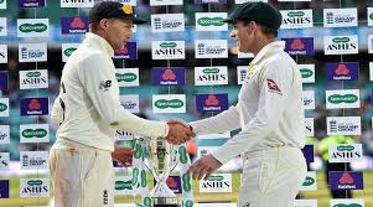 Ashes Series 2019: England won the last Test, series equals to 2 -