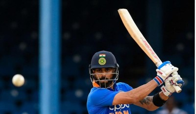 Kohli tops ICC ODI rankings, Rohit's name in second place