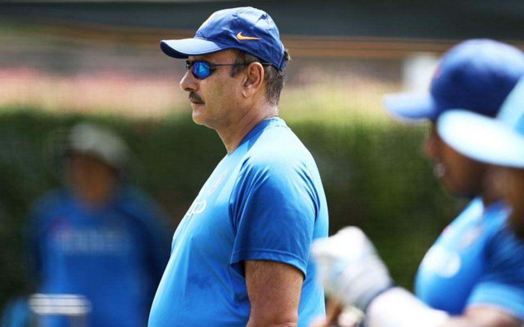 टीम इंडिया के कोच रवि शास्त्री ने इस खिलाड़ी को दी चेतावनी