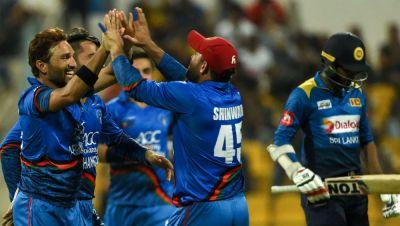 अफगानिस्तान ने एशिया कप के पूर्व चैम्पियन श्रीलंका को किया बाहर
