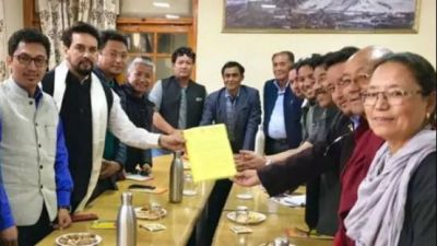 Anurag Thakur Announces New Cricket, Sports Academy In Ladakh