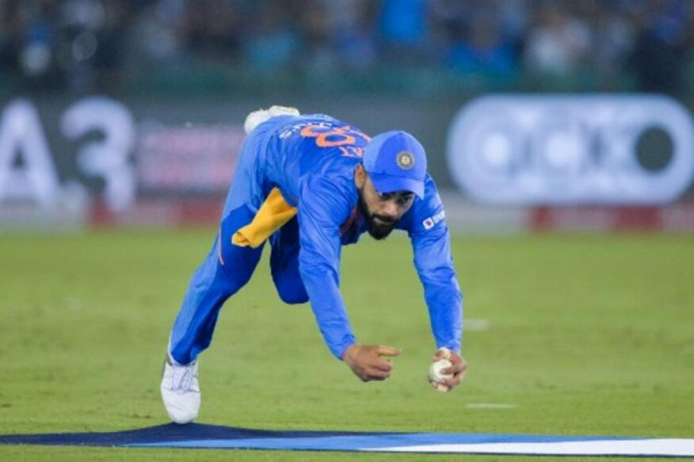 Virat made three world records in a match, read report