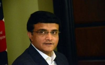 Ganguly gave a funny answer on the question of becoming the coach of the Indian team