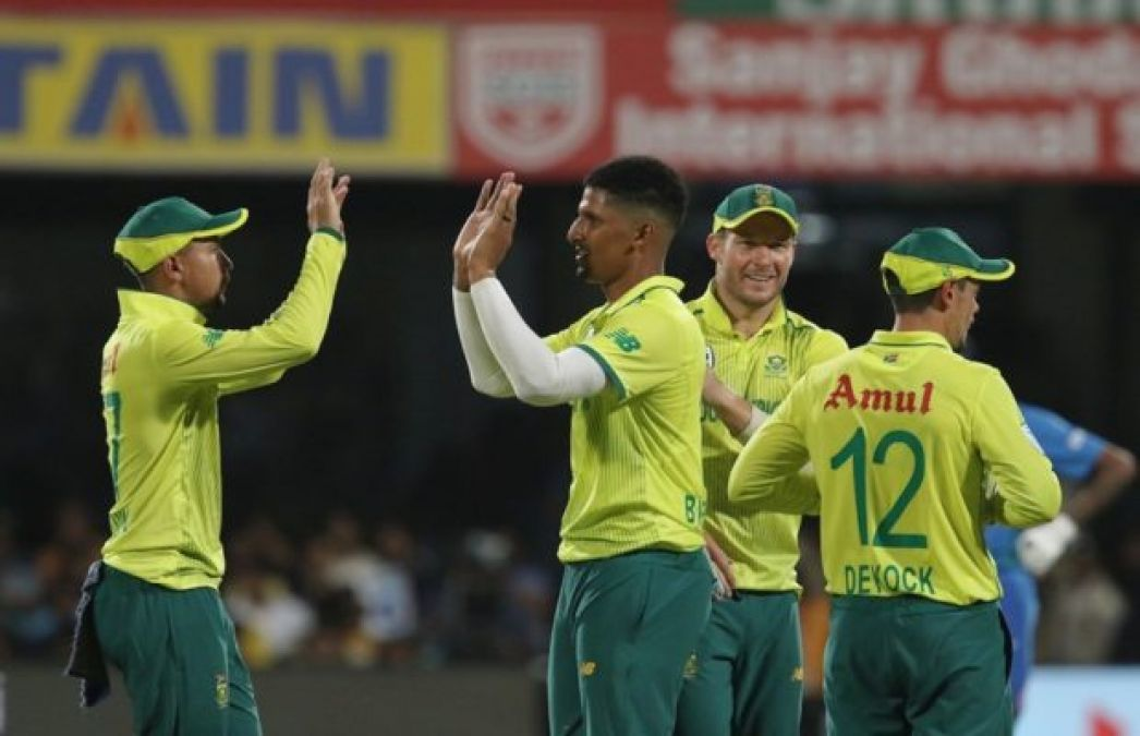 India vs South Africa: South Africa beat India, series equals