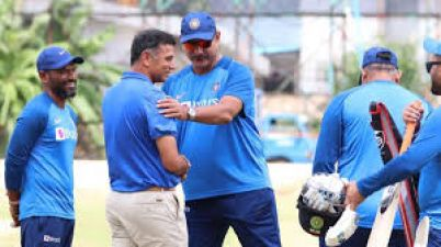 Rahul Dravid spent time with Team India, gave special tips to this player