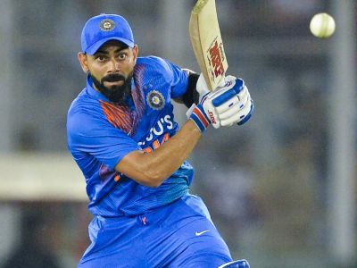 Another world record recorded in the name of Virat Kohli