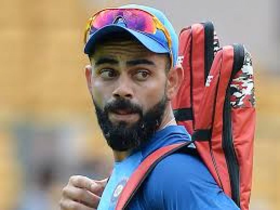 Kohli gets this punishment for violating ICC code of conduct