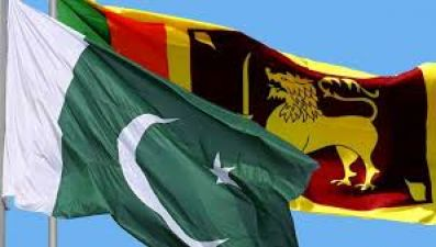 The series between Pakistan and Sri Lanka is again in controversies