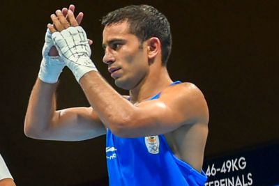 Asian gold medalist Amit Panghal wants this award for his coach