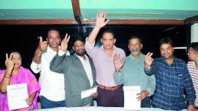 Mohammad Azharuddin elected Hyderabad Cricket Association president