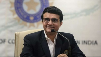 Is series against England going to be held in India? Sourav Ganguly replied
