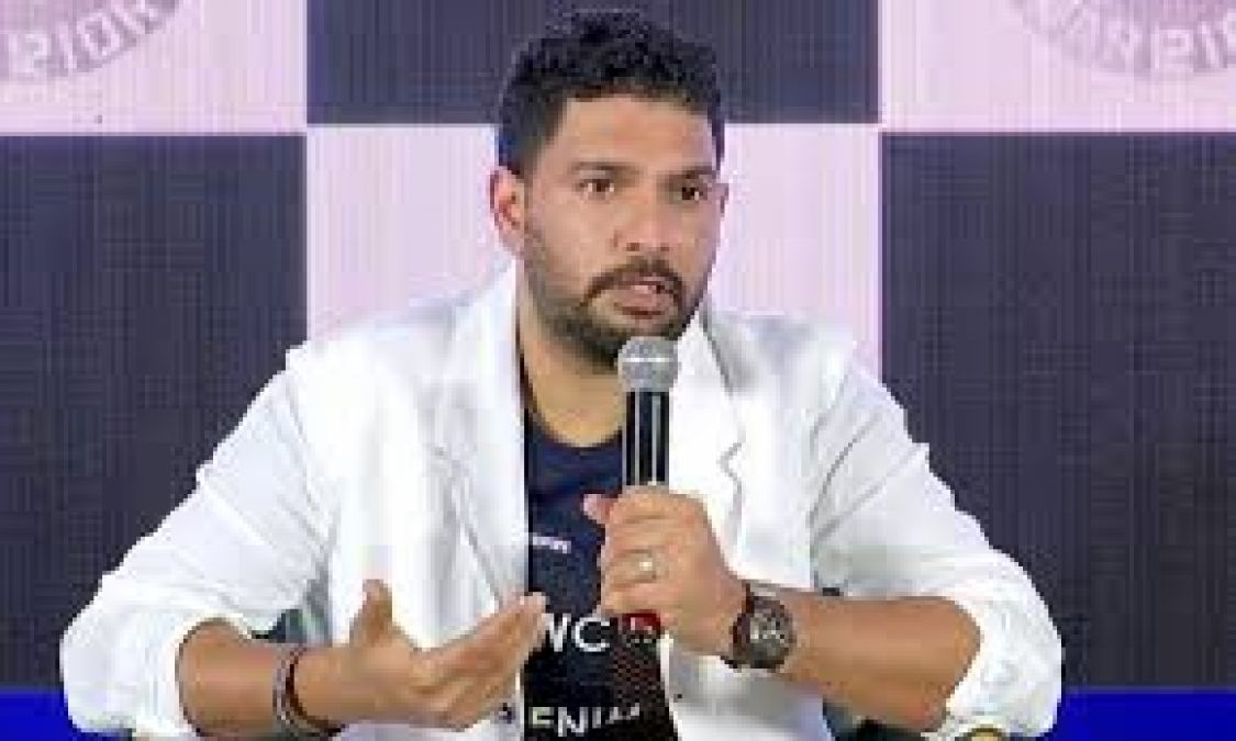 Yuvraj Singh accuses BCCI and Indian team of plotting