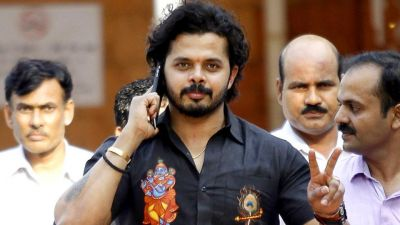 Sreesanth swore his parents and children, know why