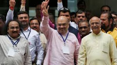 Amit Shah resigns as President of Gujarat Cricket Association