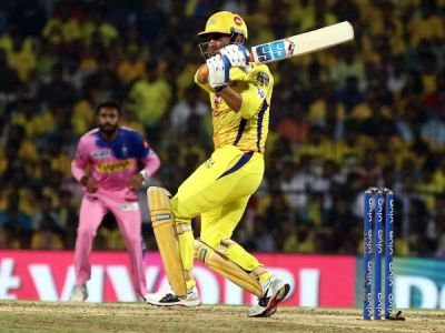 'That was Whistle Todu' Virender Sehwag lauds MS dhoni's knock against RR