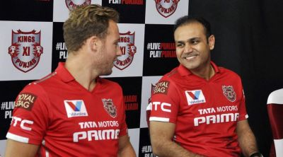Kings XI Punjab players are in great headspace said Virender Sehwag