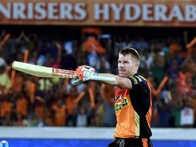 David Warner achieve this feat in IPL in KXIP clash