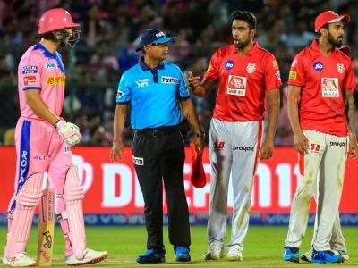 Jos Buttler reveals what he said to R Ashwin after KXIP skipper Mankaded him
