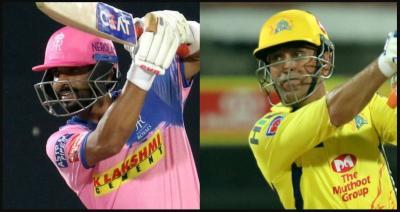 CSK Vs.RR, IPL 2019: Dhoni and Rayudu played two crucial Knocks