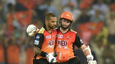 IPL 2018 Live SRH vs MI:SRH require .. in  30 balls remaining