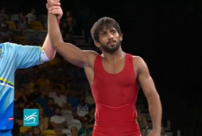 CWG 2018: Bajrang Punia bags the 17th gold medal for India