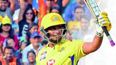 'It was a tough going' Ambati Rayudu on CSK's victory over RR