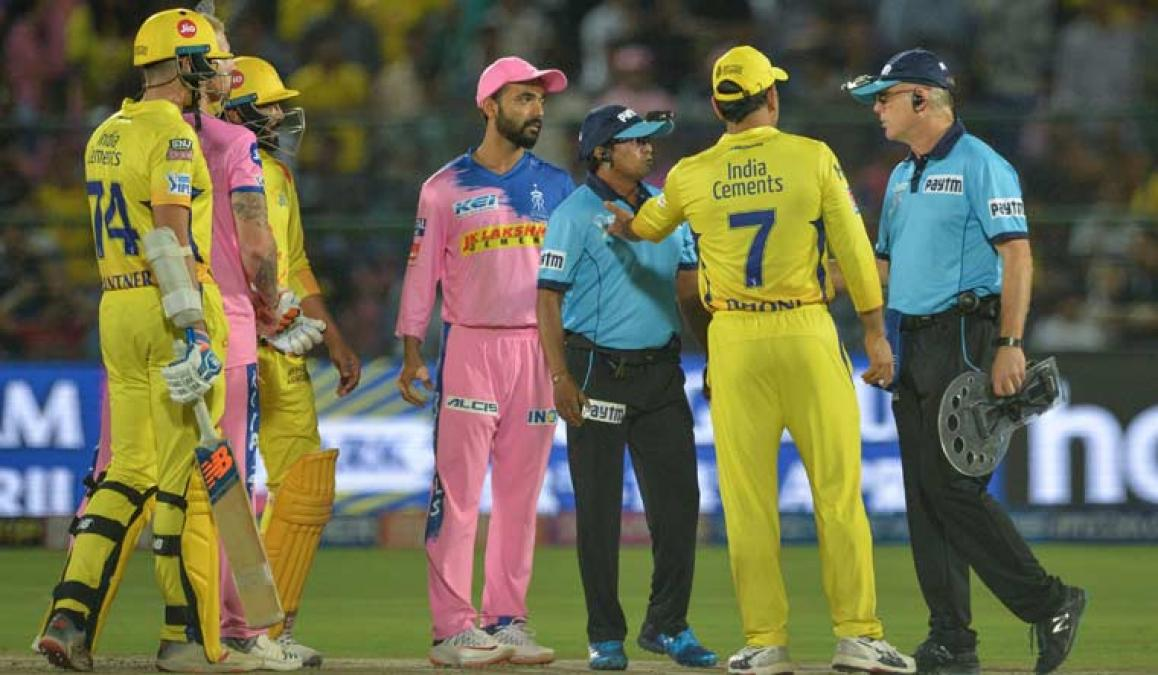 IPL-12: Sehwag said - the penalty was not enough on Dhoni, it should be a 2-3 match ban