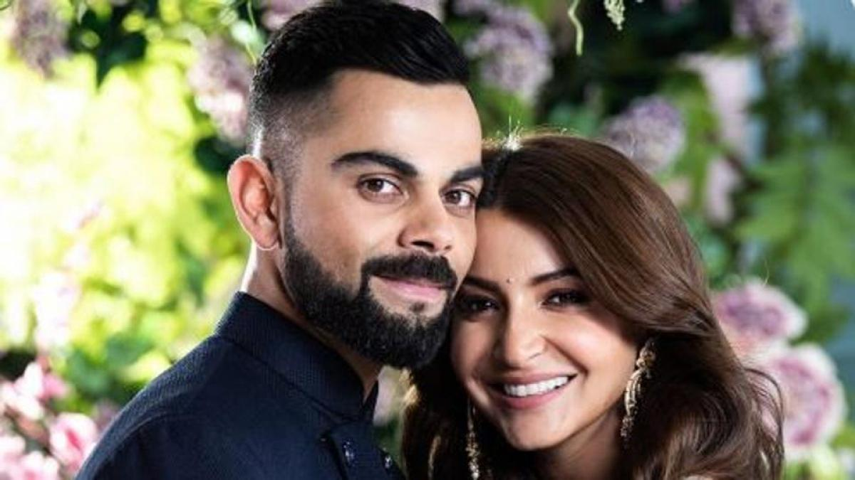 I have the most beautiful wife'  says Virat Kohli on Anushka Sharma after first victory in IPL 2019