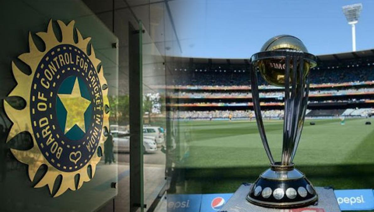 Five member committee of BCCI to announce the Indian squad for ICC World Cup 2019